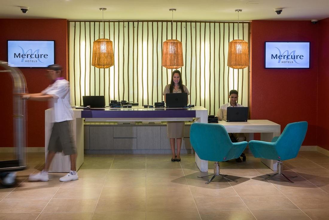 Hotel Mercure Santa Marta